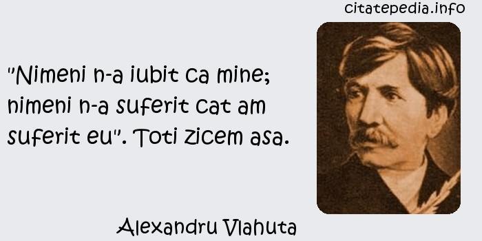 Alexandru Vlahuta -